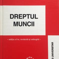 DREPTUL MUNCII - Ion Traian Stefanescu