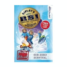 Sub-Zero Survival - Carte in engleza