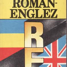 Andrei Bantas - Mic dictionar roman-englez - 34364 - DEX