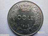 Vand monede romanești din anul 1943-44 de 100 lei cu portretul regelui Mihai