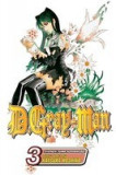 D.Gray-Man, Volume 3