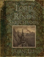 The Lord of the Rings Sketchbook foto
