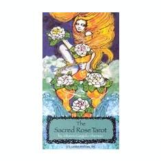 The Sacred Rose Tarot - Carte in engleza