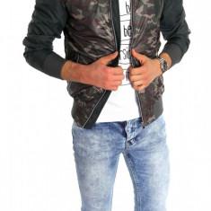 Geaca tip ZARA primavara - vara - CAMUFLAJ - geaca fashion - 6209 - Geaca barbati, Marime: M/L, L/XL, Culoare: Din imagine