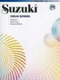 Suzuki Violin School: Violin Part [With CD (Audio)], F. Schubert
