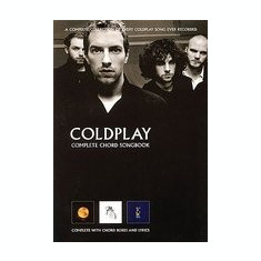 Coldplay: Complete Chord Songbook - Carte Literatura Engleza