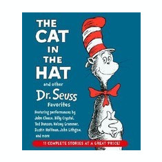 The Cat in the Hat and Other Dr. Seuss Favorites - Carte in engleza