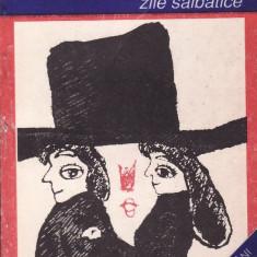 Dorin Spineanu - Zile salbatice - 34416 - Roman, Anul publicarii: 1992