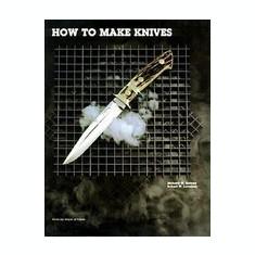 How to Make Knives - Carte in engleza