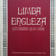 LIMBA ENGLEZA PENTRU INVATAMANTUL SUPERIOR ECONOMIC - Galis, Turcu - Curs Limba Engleza