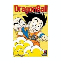Dragon Ball, Volume 4 - Carte in engleza