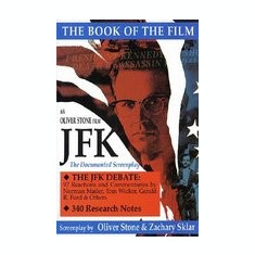 JFK: The Book of the Film - Carte in engleza
