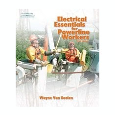Electrical Essentials for Powerline Workers - Carte in engleza