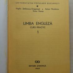 LIMBA ENGLEZA CURS PRACTIC - V. Stefanescu-Draganesti, Nicolescu, Hanea (Vol. I) - Curs Limba Engleza