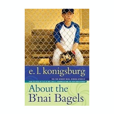 About the B'Nai Bagels - Carte in engleza