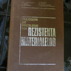 Culegere de probleme din rezistenta materialelor - Buzdugan - Curs Tehnica