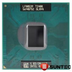 Procesor Intel Core Duo T2400 SL8VQ - Procesor laptop