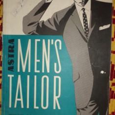 Men's tailor (croitorie) an 1964/28pagini - Carte design vestimentar