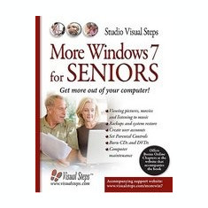 More Windows 7 for Seniors - Carte in engleza