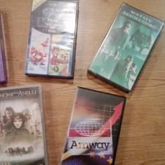 LOT casete VHS limba italiana Matrix Pokemon - Film Colectie Altele, Caseta video, Altele