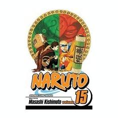 Naruto, Volume 15 - Carte in engleza