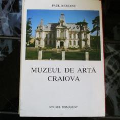 Muzeul de arta Craiova - Paul Rezeanu - Album Muzee
