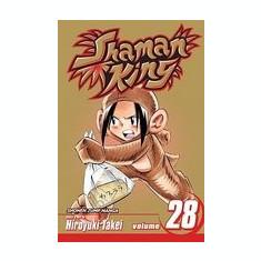 Shaman King, Volume 28