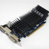 Placa Video PCI-E Asus GeForce 210 Silent 1gb DDR3 HDMI/VGA/DVI EN210 SILENT/DI/1GD3/V2‏(LP)