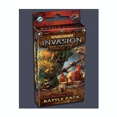 Warhammer Invasion: Bleeding Sun Battle Pack - Carte in engleza