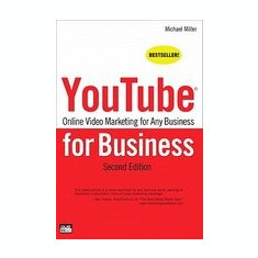 Youtube for Business: Online Video Marketing for Any Business - Carte in engleza