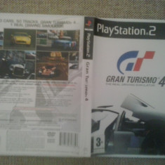 Gran Turismo 4 - Joc Ps2 ( GameLand ) - Jocuri PS2, Curse auto-moto, 3+, Multiplayer