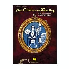 The Addams Family: Piano/Vocal Selections - Carte in engleza