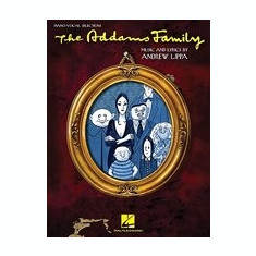 The Addams Family: Piano/Vocal Selections - Carte in engleza