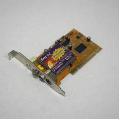 TV Tuner PCI Philips Easy TV MPEG B/G W/OFM SAA713XHL fara accesorii