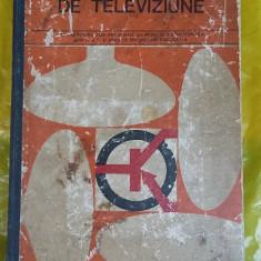 RECEPTOARE DE TELEVIZIUNE SILISTEANU, FOARTE RARA .