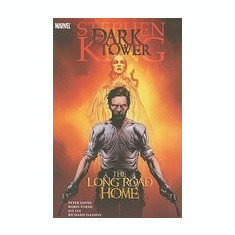 Stephen King's Dark Tower: The Long Road Home - Carte in engleza