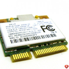 Placa de retea Wireless Acer eMachines PAV70 355 AR5B125