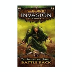Warhammer Invasion: The Card Game: The Skavenblight Threat Battle Pack - Carte in engleza