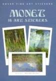 Monet: 16 Art Stickers