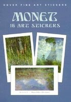 Monet: 16 Art Stickers foto