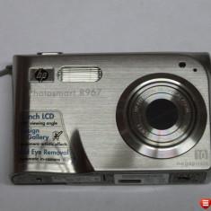 Aparat foto HP Photosmart R967 L2428A impecabil, fara baterie - Aparat Foto compact HP