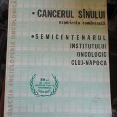 Cancerul sinului - experienta romaneasca - Curs Tehnica