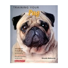 Training Your Pug - Carte in engleza