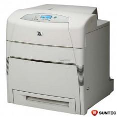 Imprimanta laser HP Color LaserJet 5500dn C9657A (fara cartuse) - Imprimanta laser color