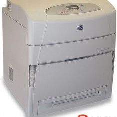 Imprimanta laser HP Color LaserJet 5500n (retea) C7131A - Imprimanta laser color