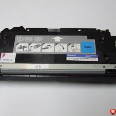 Cartus toner compatibil cu imprimanta HP Color Laserjet 3800 HP 503A Q7581A Cyan Pelikan cu toner la 95%