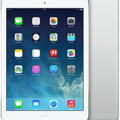 Tableta Apple IPAD AIR WI-FI CELLULAR - Tableta iPad Air Apple, Argintiu, 16 GB, Wi-Fi + 4G