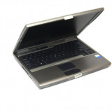 Laptop Dell Latitude D600 Intel Pentium M 1.4GHz, 1.5GB DDR1, HDD 20GB, F13H01J, 14.1 inch, carcasa lovita, baterie defecta, fara WLAN, Intel Pentium 4, 1 GB, Sub 80 GB