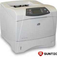 Imprimanta laser HP LaserJet 4200n (retea) Q2426A - Imprimanta laser alb negru