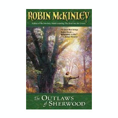 The Outlaws of Sherwood - Carte in engleza